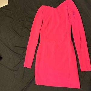 Zara cut out dress
